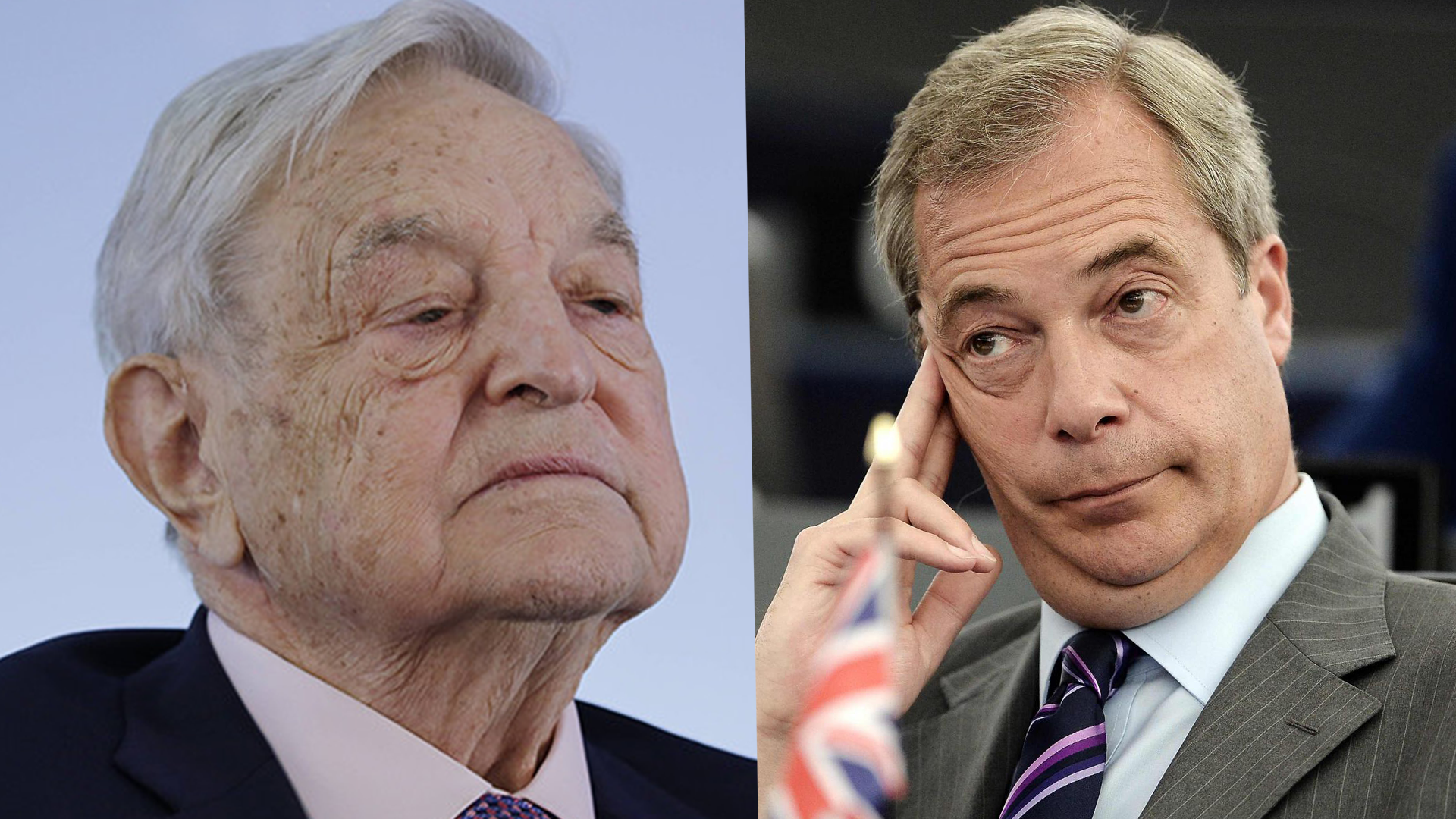 FARAGE: Constitutional Crisis if 'Theresa the Appeaser' allows George Soros to halt or water down Brexit