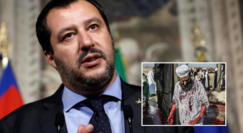 HALAL BAN: Italy's Populist Lega To Introduce BAN on Halal Slaughter