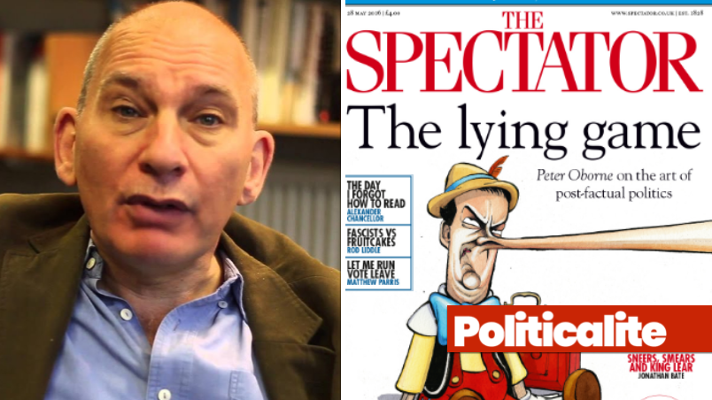 EXTREME WRONG: Tory 'Spectator' Attacks Working