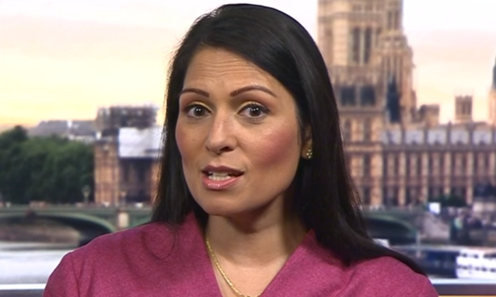 APPALLING: Patel Says Action Should Be Taken Against Company At Centre Of Food Hamper Scandal