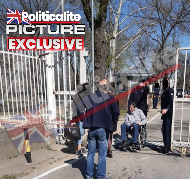 WORLD EXCLUSIVE: Serbian Politician 'Arrested and Poisoned' is ...