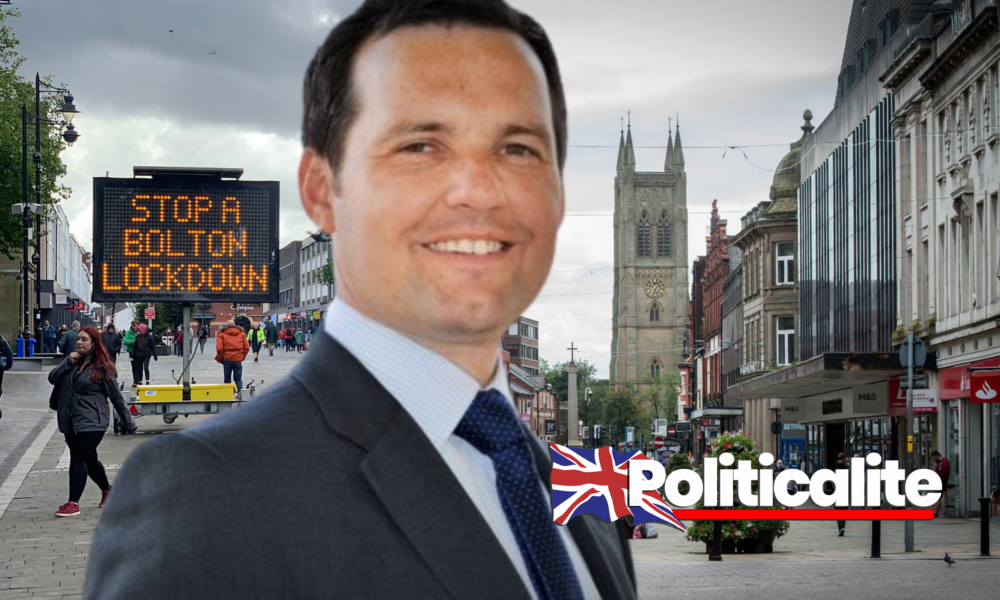 THE TRUTH ABOUT THE LOCKDOWN: Tory MP who RESIGNED over Lockdown REVEALS ALL