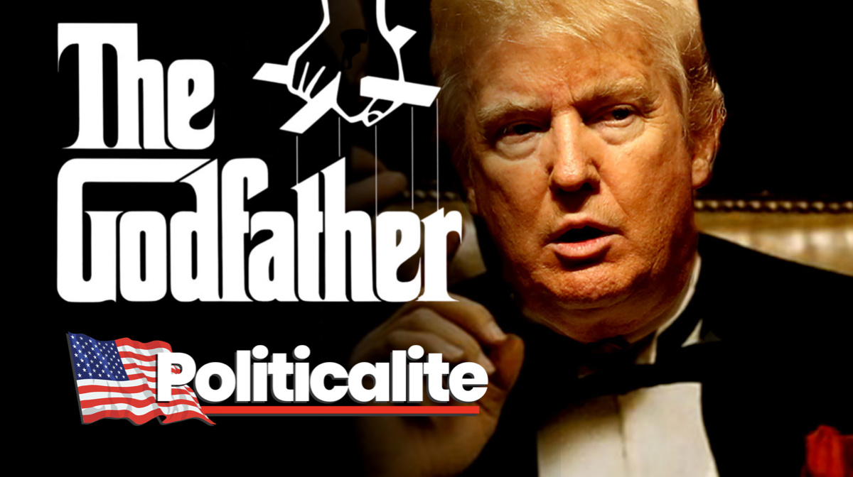 THE GODFATHER: Only The DON Will Make The West Great Again! - Politicalite UK