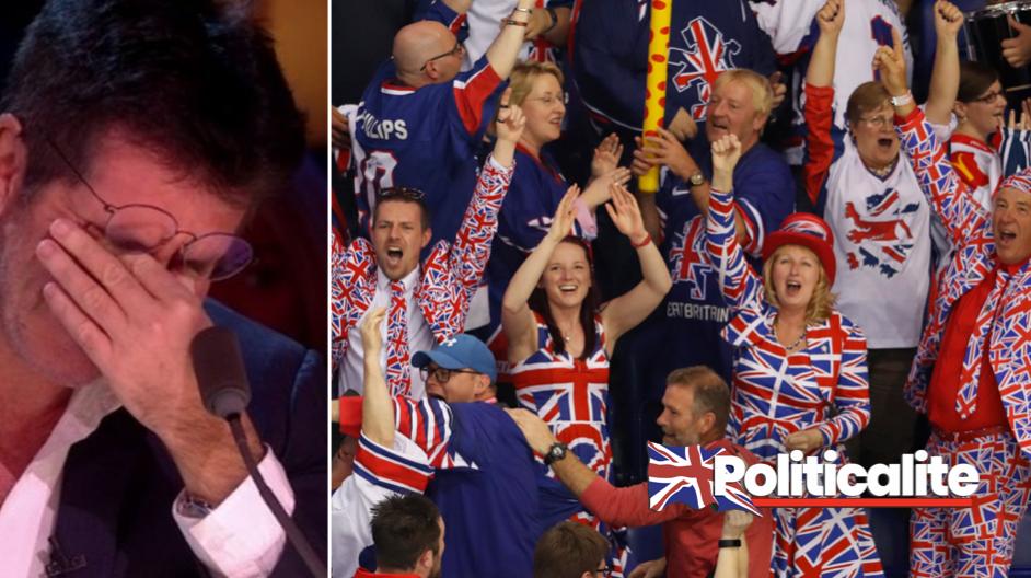GET WOKE… GO BROKE: Britain's Got Talent AXED by ITV