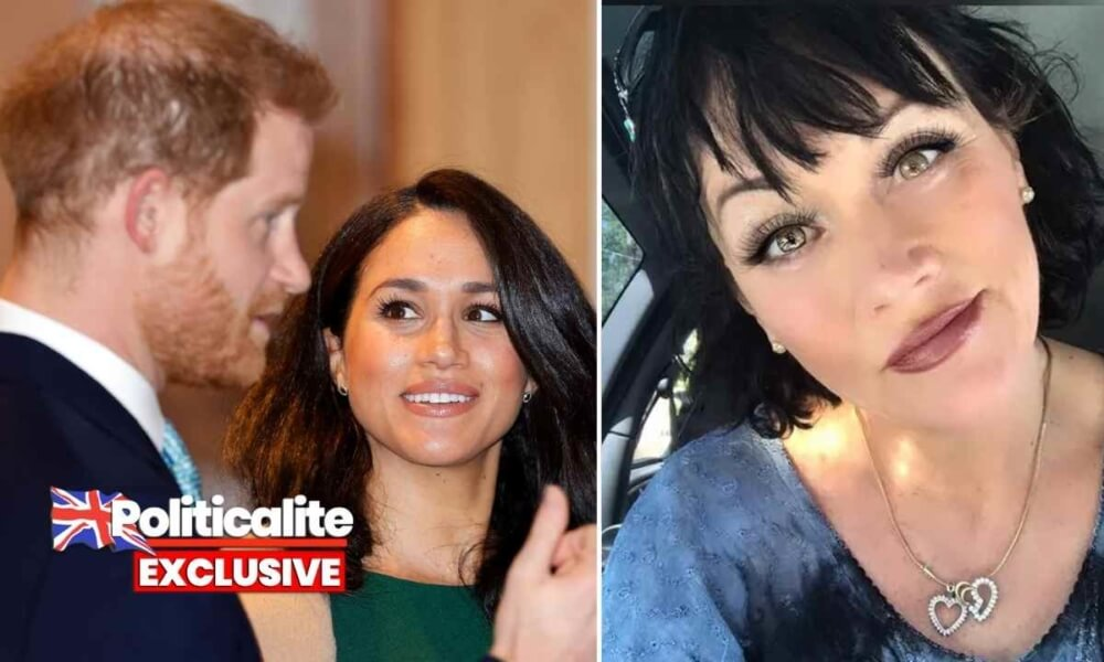 EXCLUSIVE: Samantha Markle EXPOSES Meghan Markle inDiary of Princess Pushy's Sister