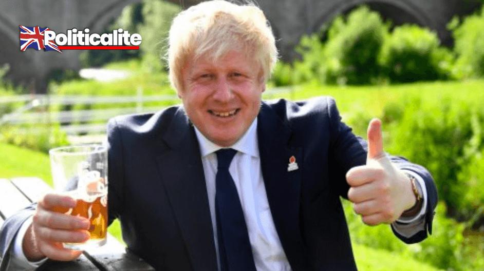 BEER WE GO! Boris DROPS Bonkers Plans for Pub Vaccine Passport